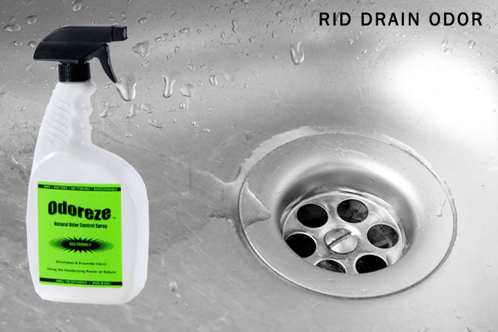 how to eliminate and prevent plumbing odors