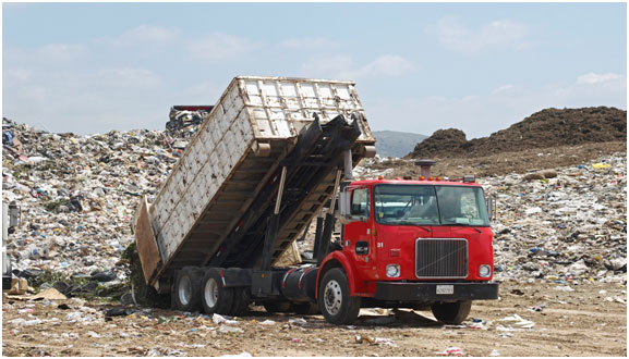 7 Solid Waste Management Solutions To Control Landfill Odors
